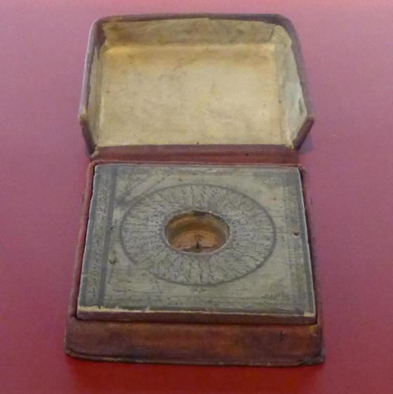 kompass richtung mekka