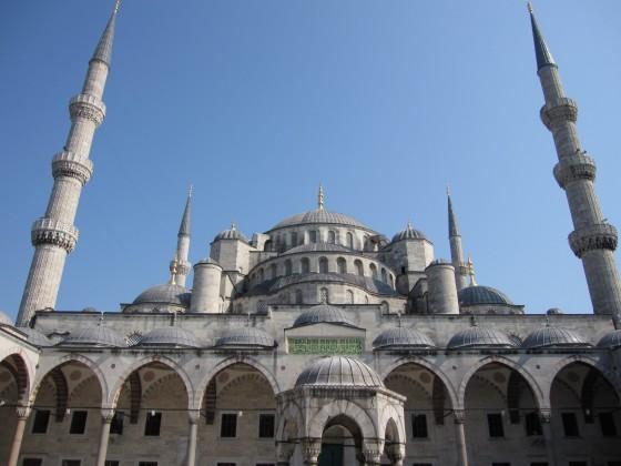Blaue Moschee, Sultan-Ahmet-Moschee