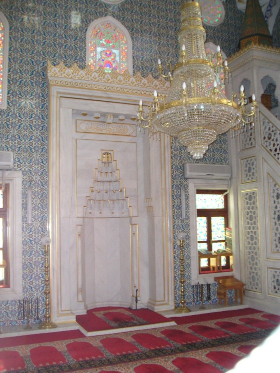 صور المحراب لمساجد مشهورة Fenerbahce_moschee_bildergalerie05