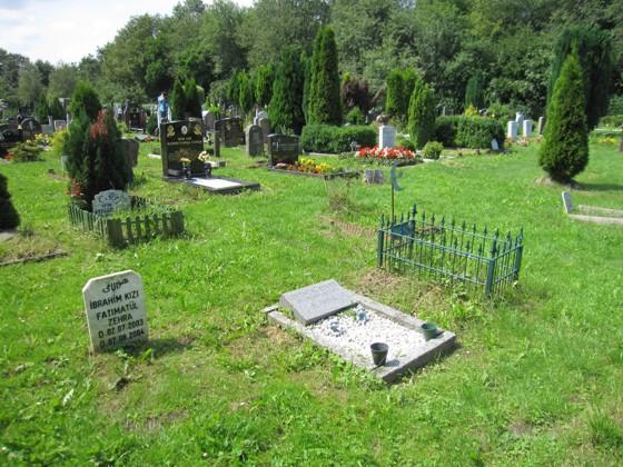Friedhof Osterholz in Bremen - Bildergalerie