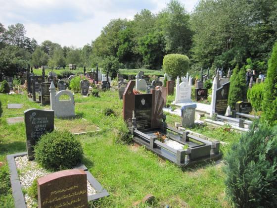 Friedhof Osterholz in Bremen