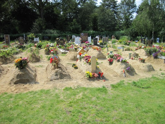 Friedhof Osterholz In Bremen Bildergalerie