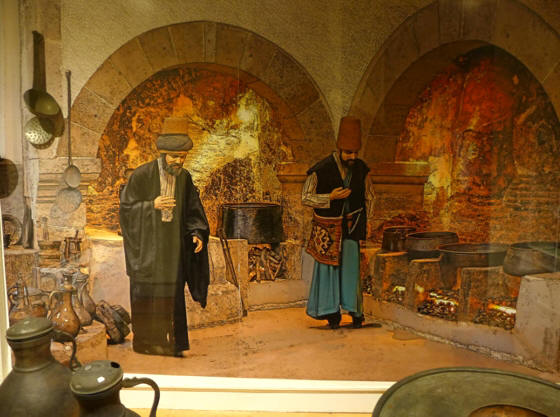 Galata Mevlevihane Museum (Galata Mevlevihanesi Müzesi)