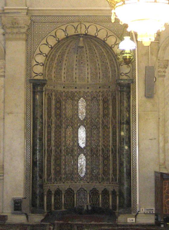صور المحراب لمساجد مشهورة Gebetsnische_bildergalerie03