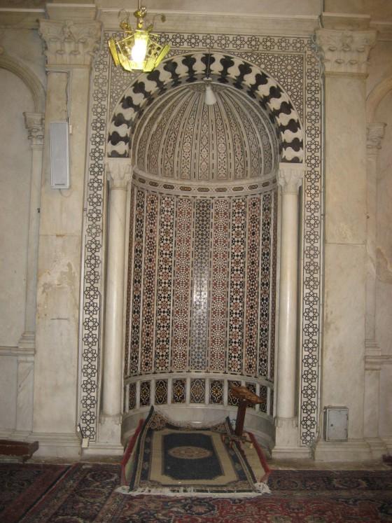 صور المحراب لمساجد مشهورة Gebetsnische_bildergalerie05