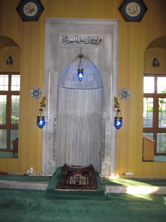 صور المحراب لمساجد مشهورة Gebetsnische_bildergalerie07