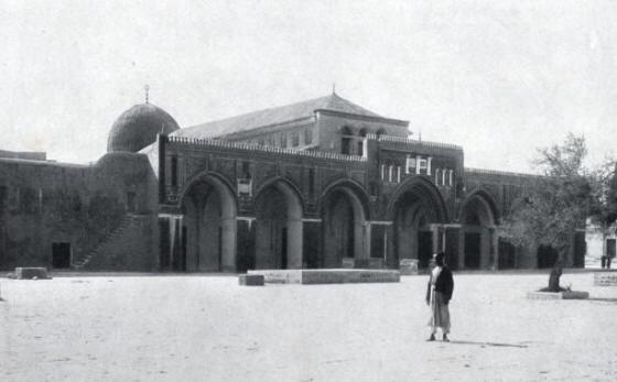 تاريخ فلسطين تاريخ القدس