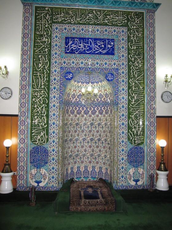 صور المحراب لمساجد مشهورة Karaki_hueseyin_tschelebi_moschee_bildergalerie01