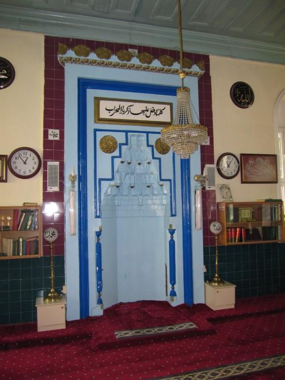 صور المحراب لمساجد مشهورة Kuerkdschuebaschi_ahmed_schemseddin_moschee_bildergalerie07