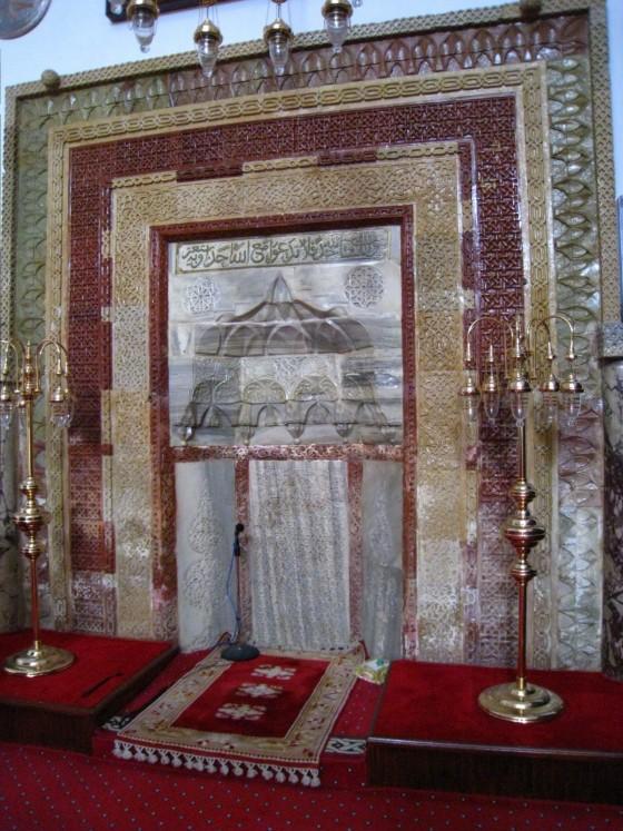 صور المحراب لمساجد مشهورة Ortahisar_fatih_moschee_trabzon06