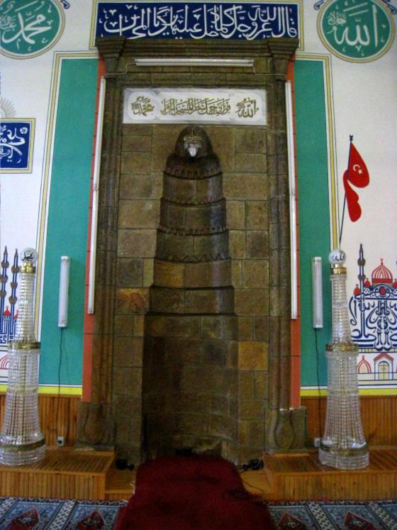 صور المحراب لمساجد مشهورة Zarha_yali_moschee_bildergalerie09