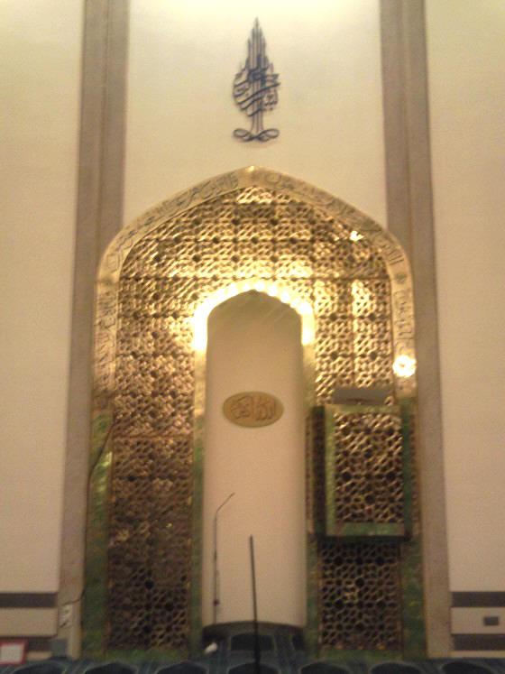 صور المحراب لمساجد مشهورة Zentralmoschee_london_bildergalerie04